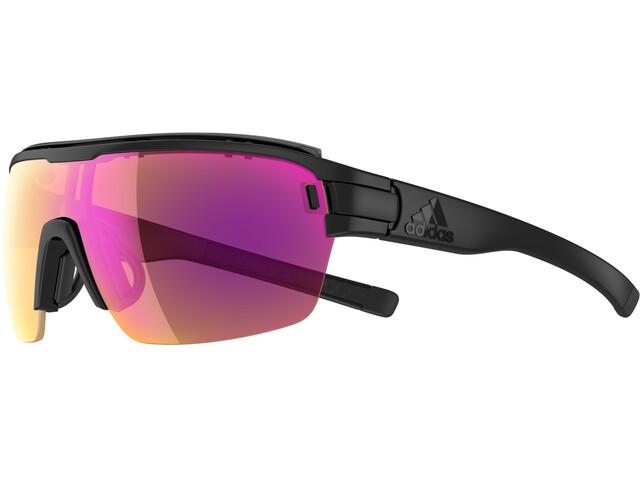 adidas Zonyk Aero Pro Okulary rowerowe fioletowy/czarny